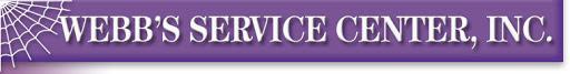 Webb's Service Center Inc